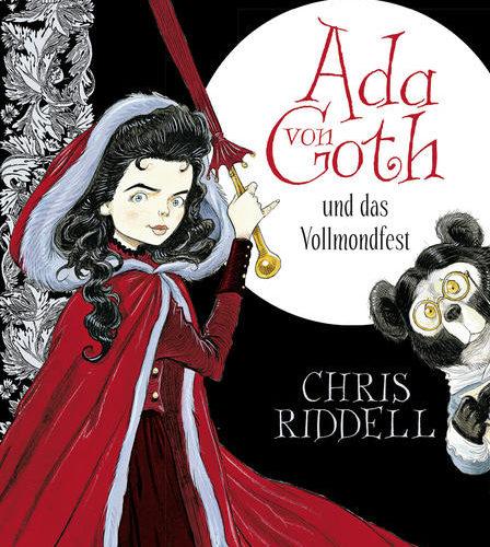 WEIHNACHTSMARKT BONN - Der zweite Band der beliebten ›Ada von Goth‹-Serie  Schloss Gormengraus ist in Aufruhr