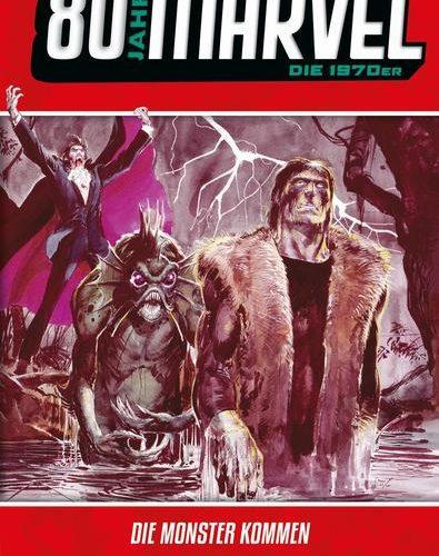 WEIHNACHTSMARKT BONN - WIR FEIERN 80 JAHRE MARVEL COMICS – JAHRZEHNT FÜR JAHRZEHNT. GROOVY GRUSELGESTALTEN DER SIEBZIGER JAHRE! Es war ein Zeitalter der Schwarz-Weiß-Serien voller makabrer Monster und unheilverkündender Horror-Helden! Wir bringen Marvels größte Grusel-Ikonen: Das melancholische Matsch-Monster Man-Thing – wer auch immer die Angst kennt